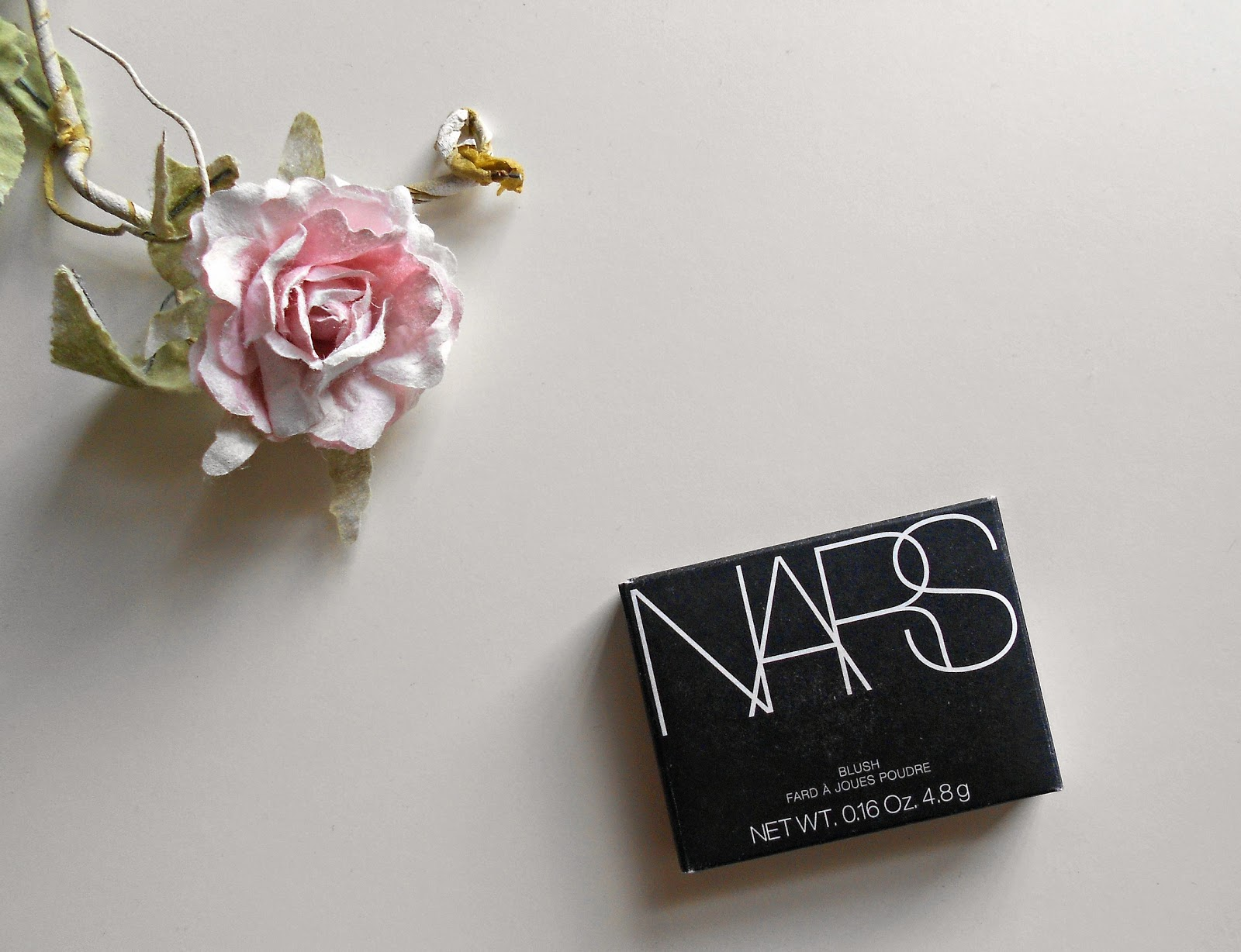 Nars Blusher in Orgasm Review
