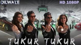 Tukur Tukur – Dilwale (2015) HD 720p Full Video Song Download