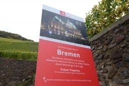 Bremer Senatswein 4 Rieslinge aus der Spitzenlage Erdener Treppchen