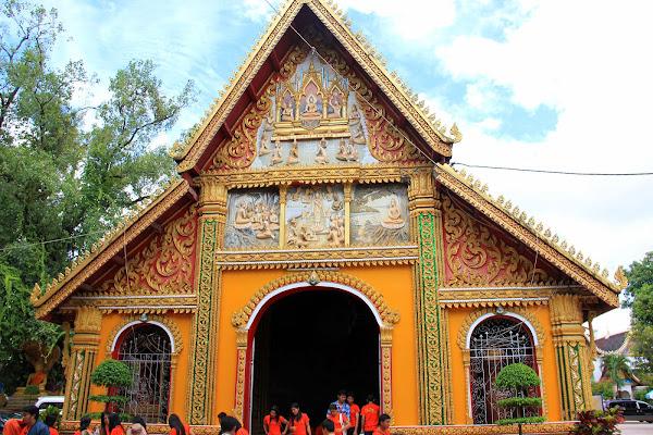 Wat Si Muang - Vientiane - Laos