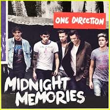 Álbum Midnight Memories do One Direction