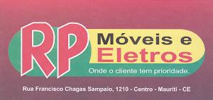R.P. MÓVEIS E ELETROS