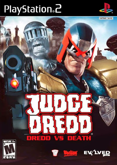 Judge Dredd - Dredd vs. Death Ps2 Iso www.juegosparaplaystation.com