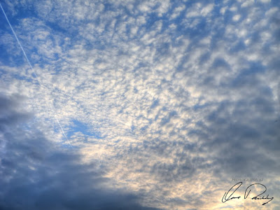 A Little Piece of Heaven Sky Cloud Clouds Sunset