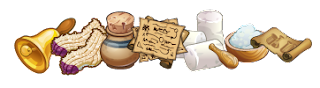 Castleville Gift Links New Quest Items for Duke and Tom