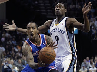 Memphis Grizzlies beat the New York Knicks