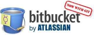 Bitbucket now with git1