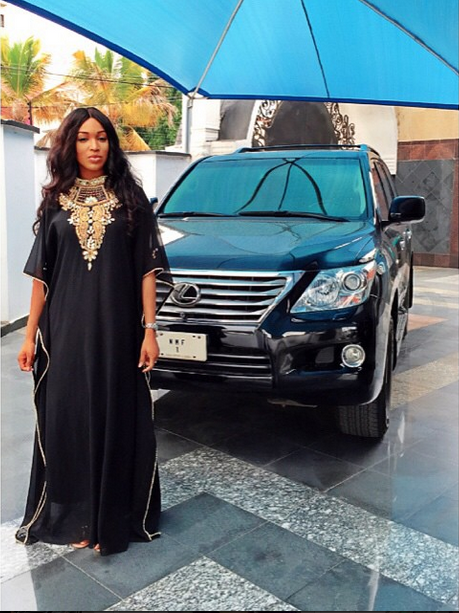 'Every Woman Is A Queen' Says Dabota Lawson
