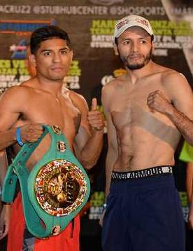 live streaming video replay Mares vs Gonzalez