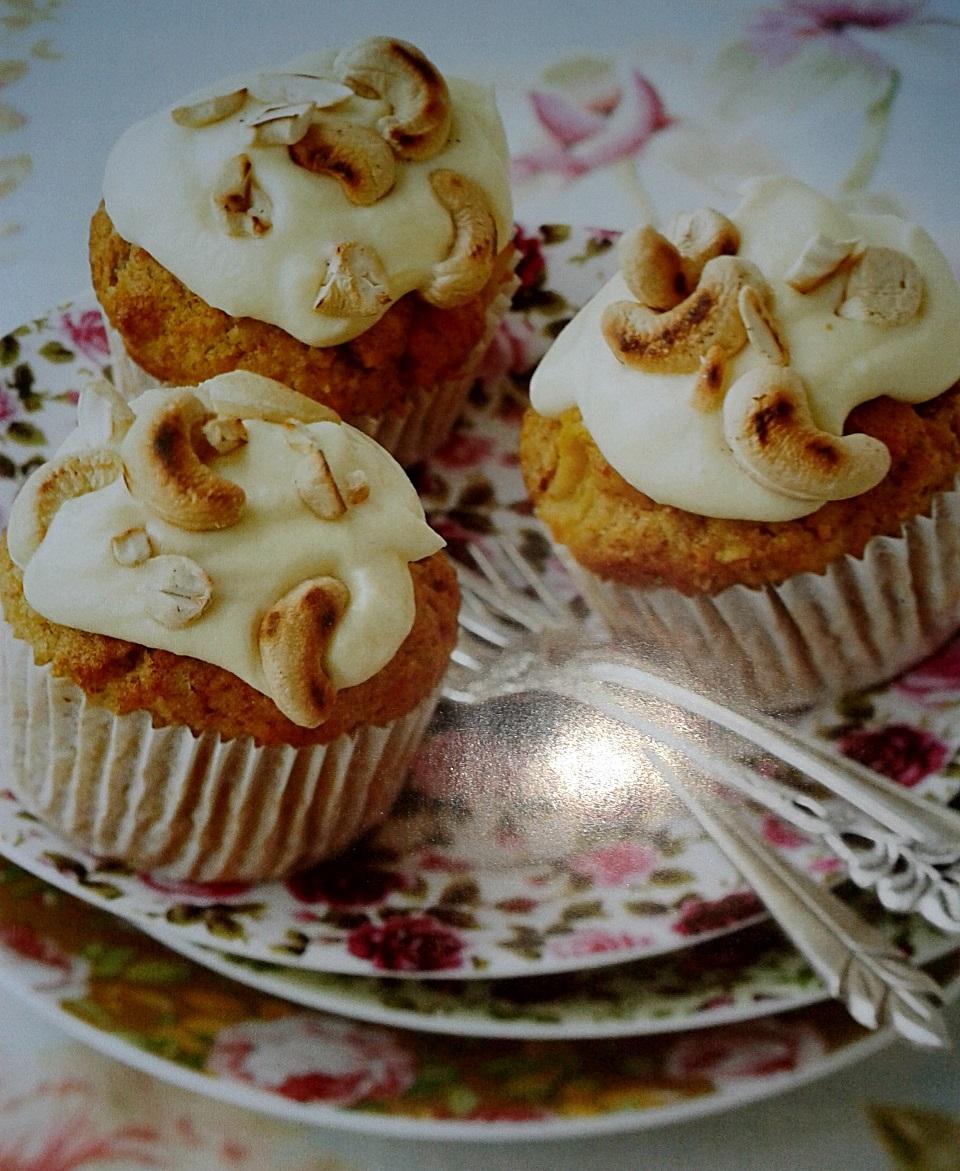 die cupcake lady vegan new creative baking and cooking rezept vom gulerods. Black Bedroom Furniture Sets. Home Design Ideas