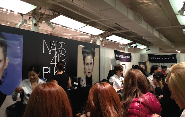 The Makeup Show NYC 2013 Recap Pictures Nars Kevyn Aucoin