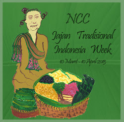 NCC JAJAN TRADISIONAL INDONESIA WEEK