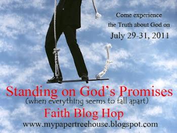 Faith Blog Hop