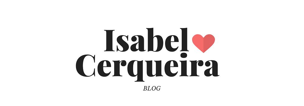 Isabel Cerqueira blog