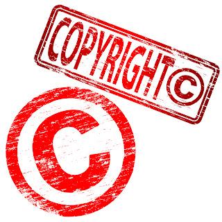 Cara Membuat Tulisan Copyright di Blog