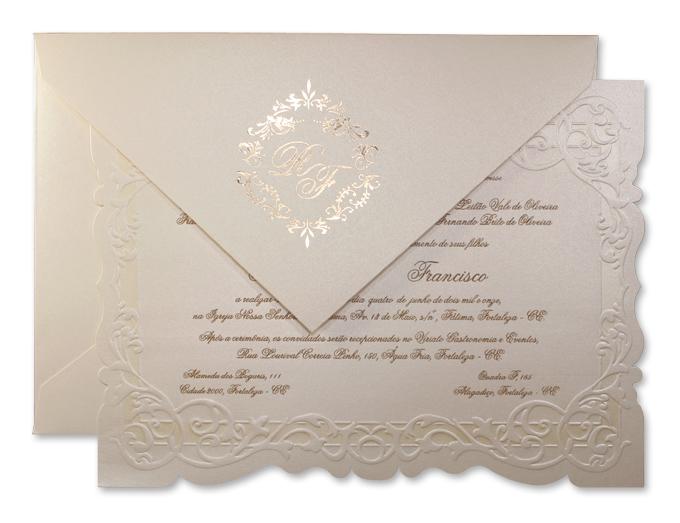 Populares Art Invitte Convites – Convites para Casamento, Debutantes e Bodas  DZ29