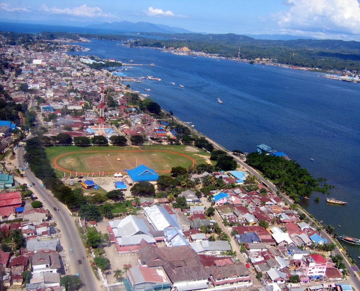Kota Kendari ~ Bumi Nusantara