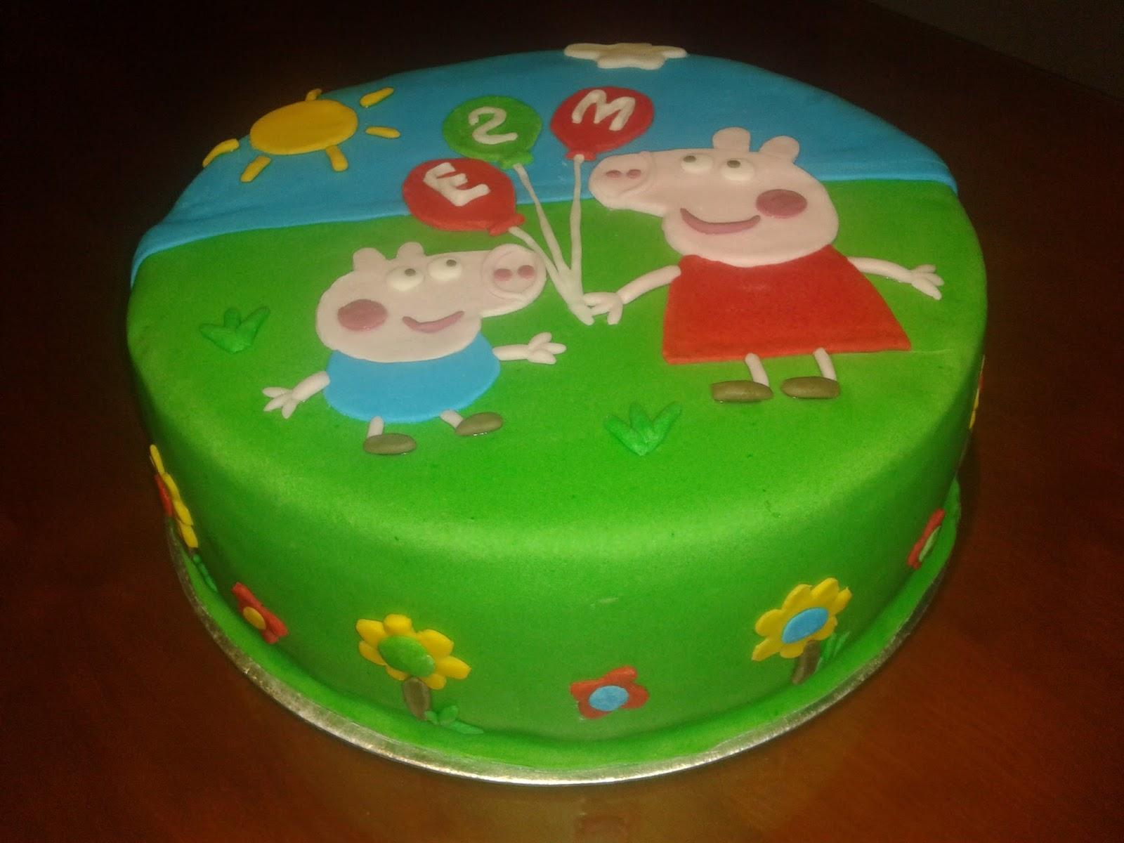 Tarta Cumpleaos Nios Finest Fabulous Awesome Comida Y Pasteles De