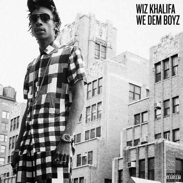 Wiz Khalifa - We Dem Boyz - Single Cover