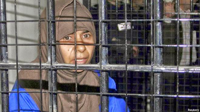 Jordania ejecuta a dos militantes yihadistas