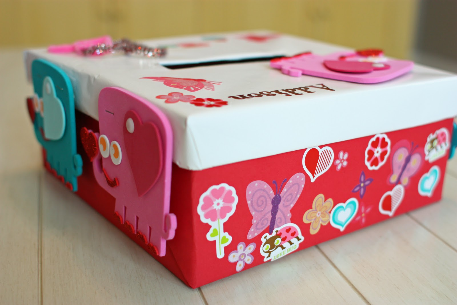 a valentines box - Valentine Boxes For Girls