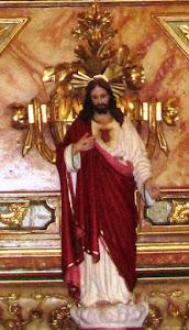Junho - Mês do Sagrado Coração de Jesus