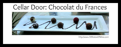 Cellar Door: Chocolat du Frances