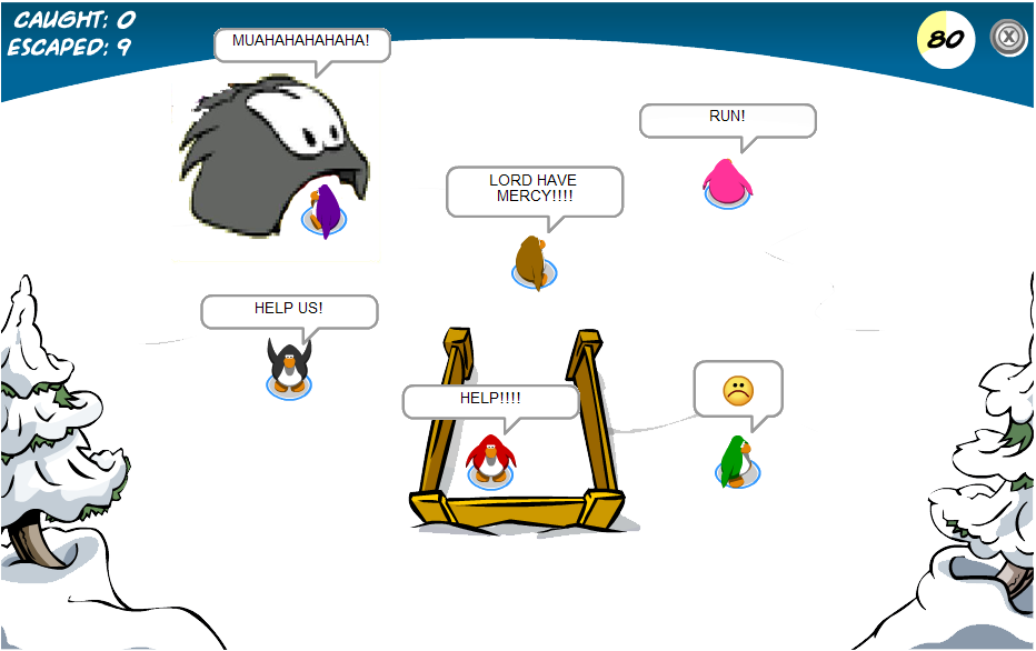 virtual worlds guide funny club penguin picture of the day