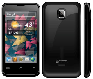 Micromax A87, Micromax Ninja 4, Specifications, Features, Price