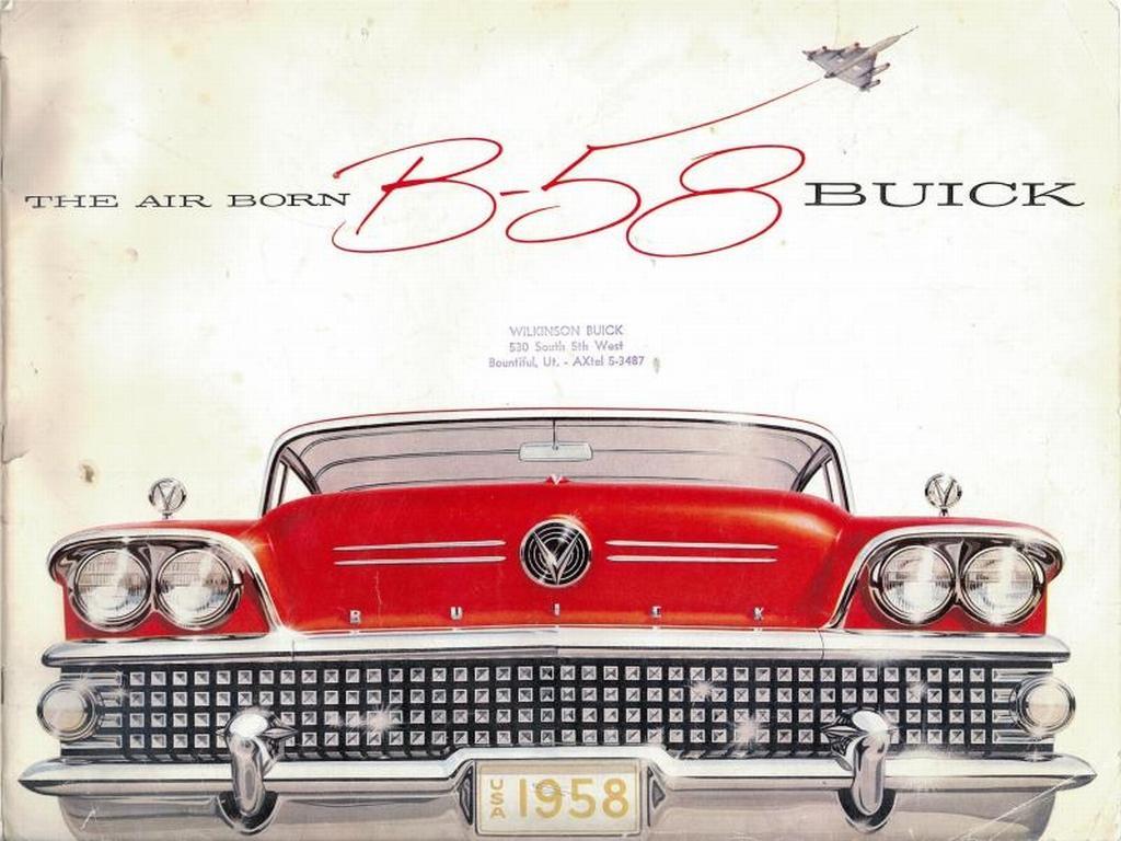 Bill\'s Backgrounds: Vintage Car Ads - Part 18