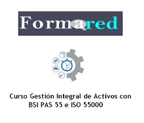 Curso Gestión Integral de Activos con BSI PAS 55 e ISO 55000