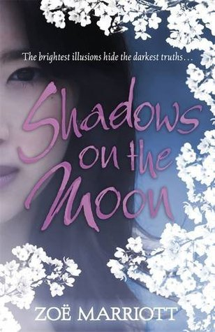 Shadows on the Moon book cover