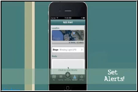 UFO Sighting? Theres an App for That (Video)