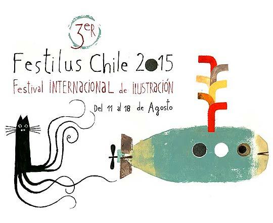 Festilus 2015. Festival Internacional de Ilustración