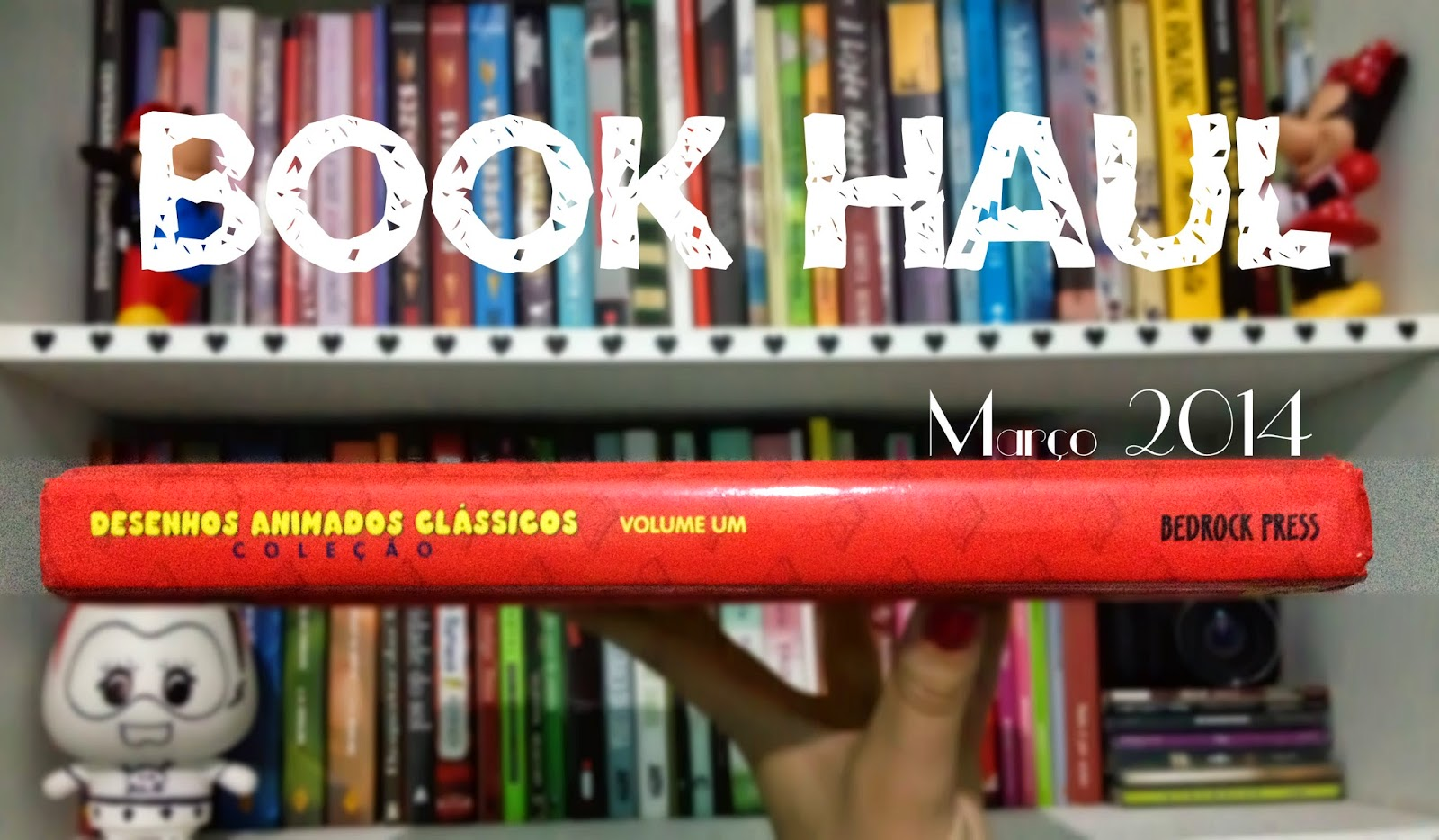 desejo adolescente book haul março 2014