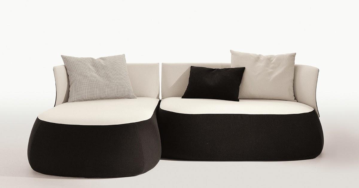 Fat Sofa By B Amp B Italia Designer Furniture Fitted