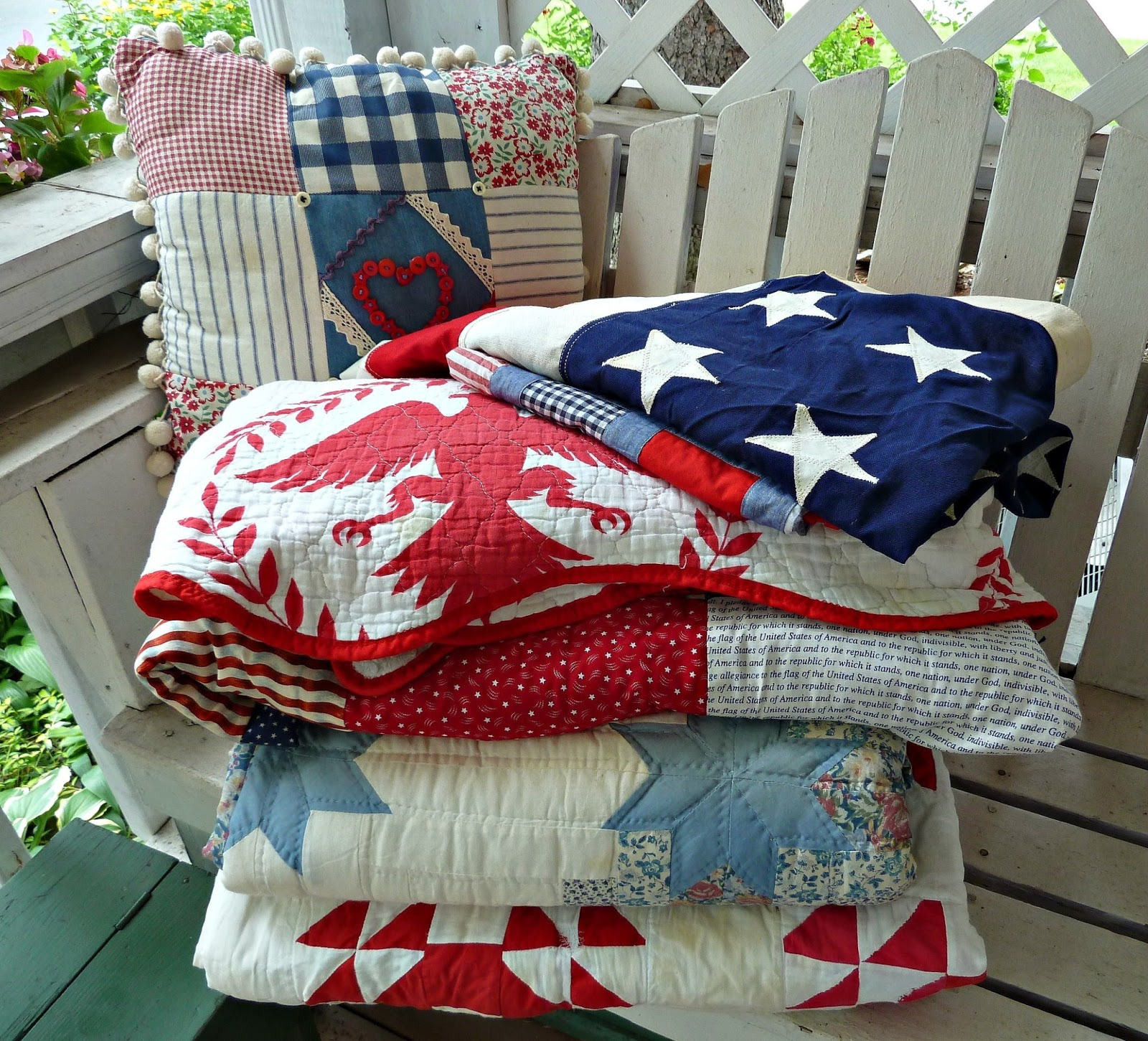 f style sale enterprises quilts with garden ease cottage for clearance dream and cottages bedding quilt c
