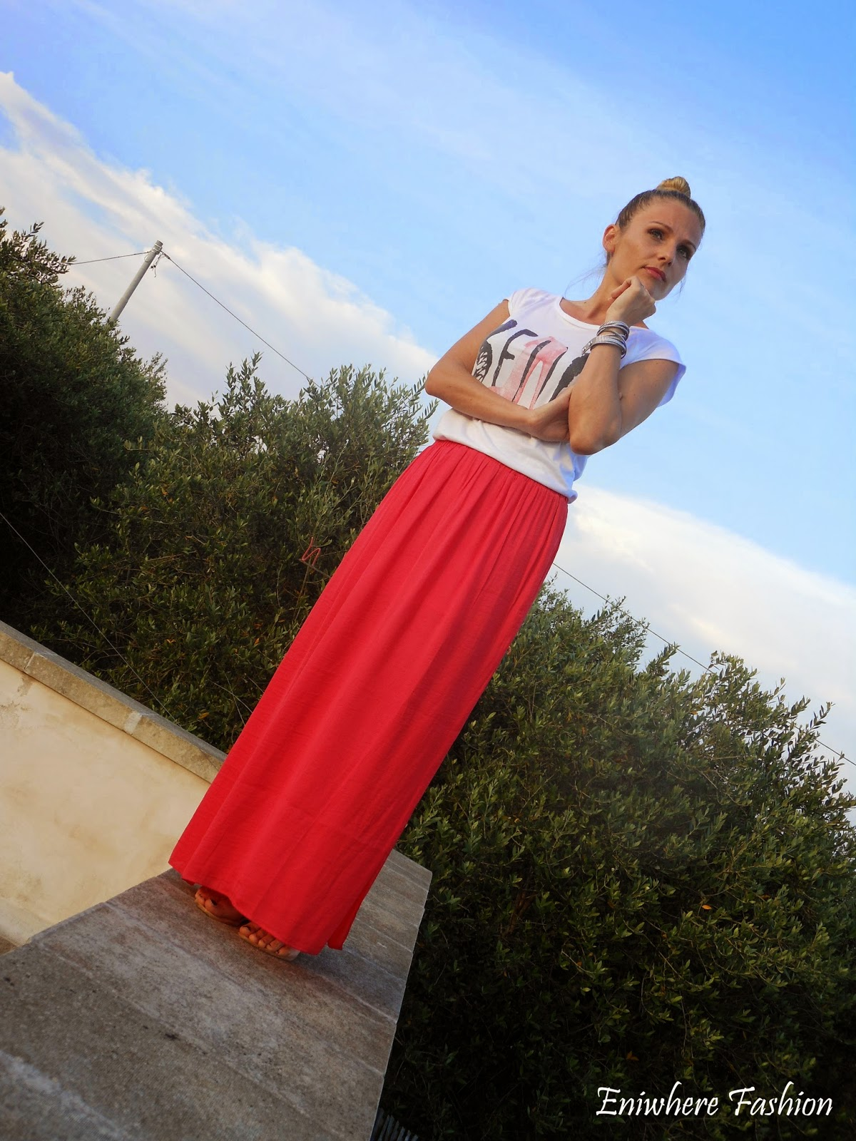 Eniwhere Fashion - Puglia - Salento 2014
