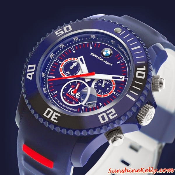 Ice-Watch, BMW Motosport, Big Chrono Dark Blue, Ice-Watch Nu Sentral Opening, Fizz Fairuzz, Zain Saidin, Azura Couture, Julia Ziegler, Habib Group,
