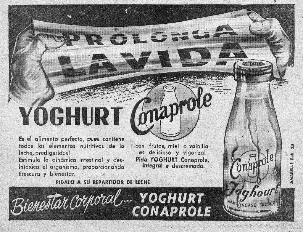 Yogur Conaprole