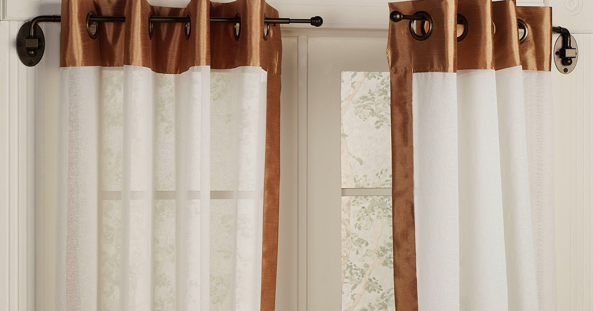 Curtain Swing Arm Rods