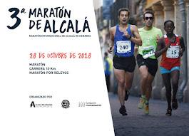 III MARATÓN ALCALÁ DE HENARES