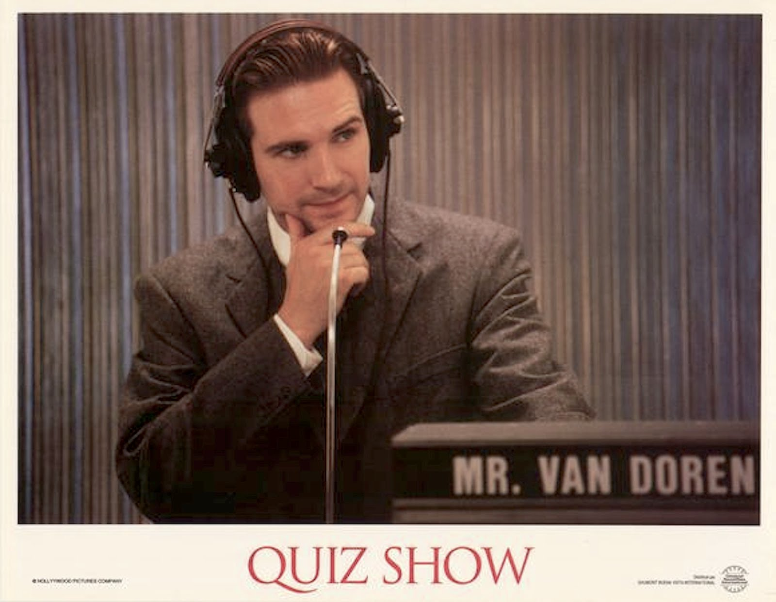 REDFORD'S QUIZ SHOW at 20
