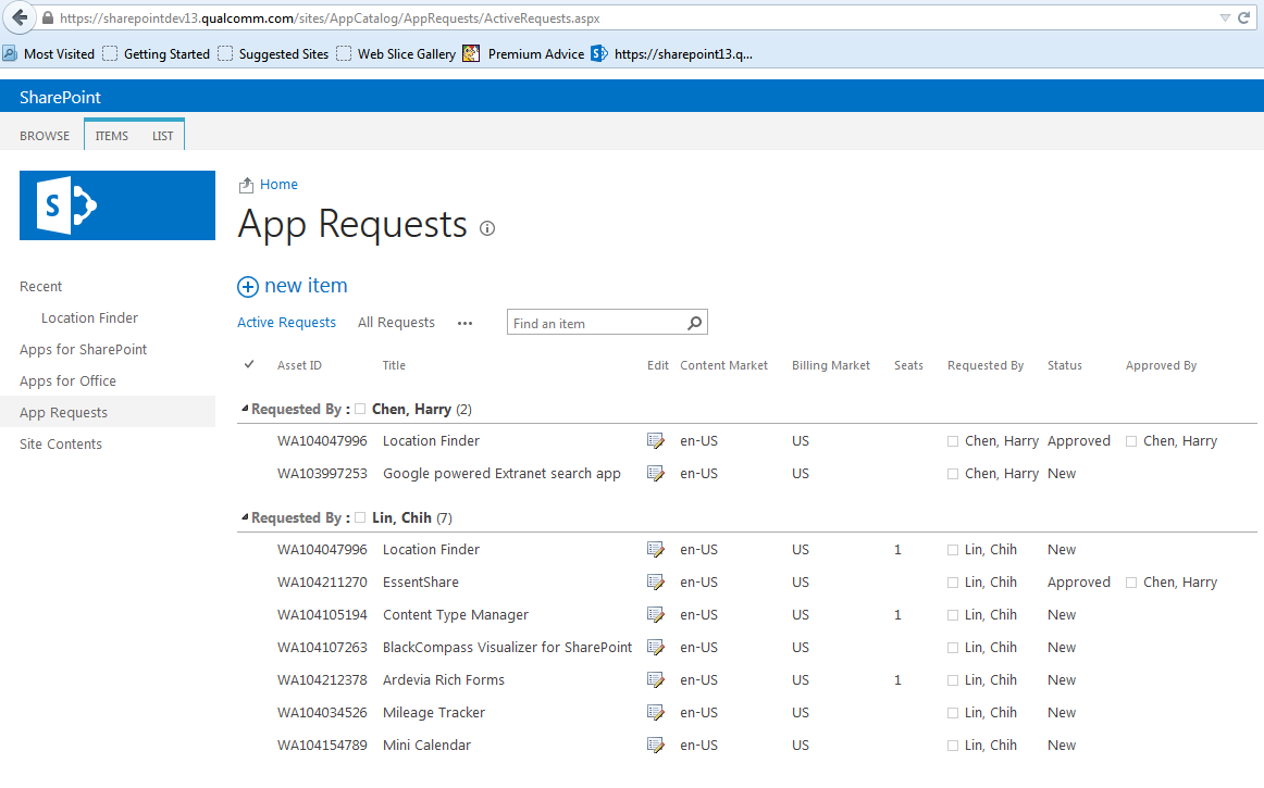 how to create app in sharepoint 2013