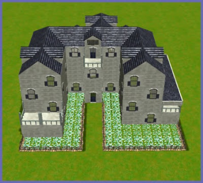 RCT3 Hall Structure Download