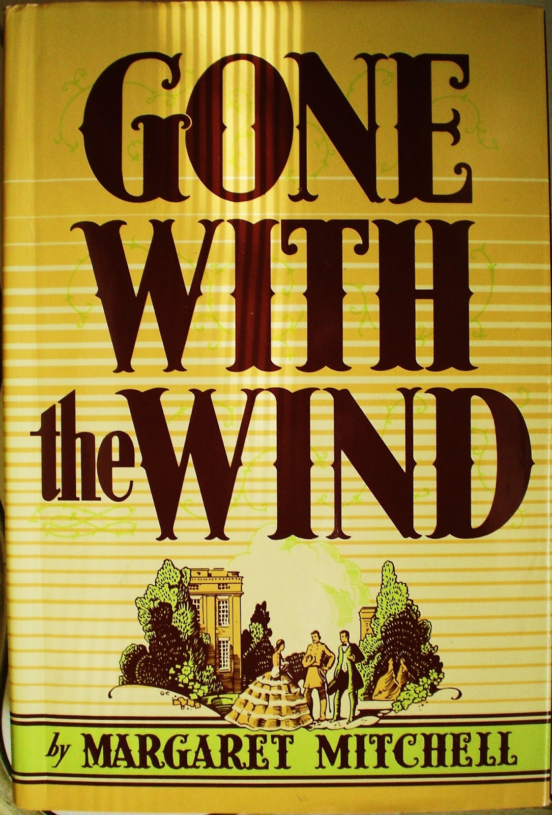 Kahn S Corner 1936 1937 Gone With The Wind By Margaret