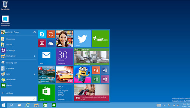Windows 10 Resmi dirilis, ingin keunggulannya - Pengonaq Media