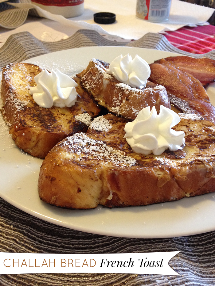 Challah Bread French Toast | Stress Baking