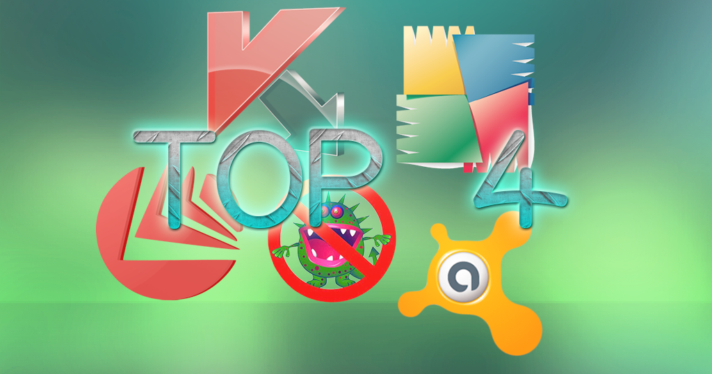 Top 4 AntiVirus 2015 + download links and activation