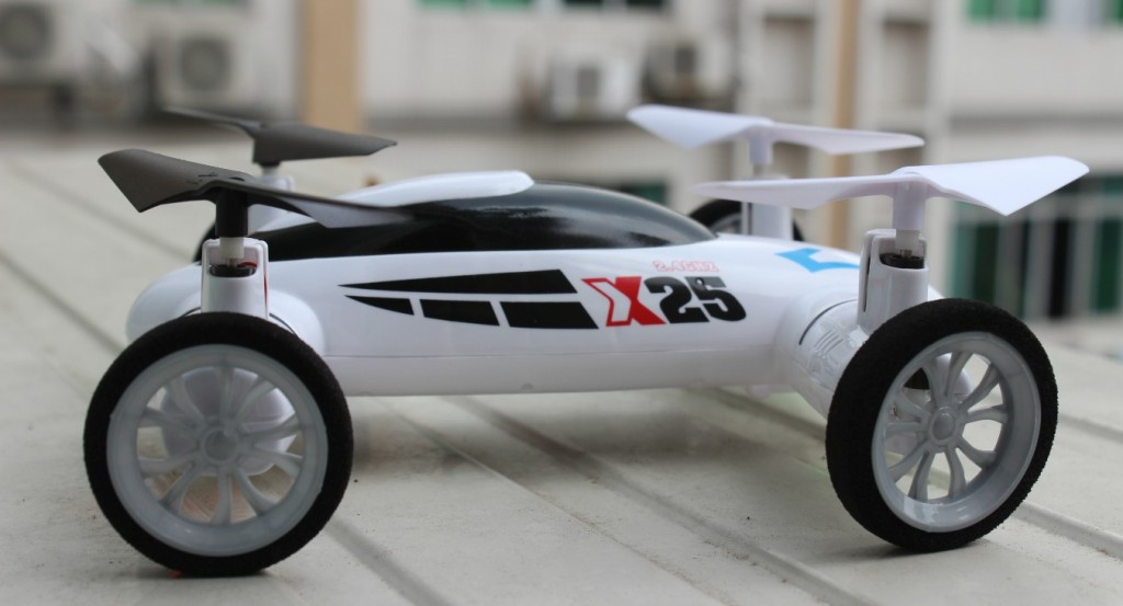 X25 X25B  RC Quadcopter Flying Car RTF